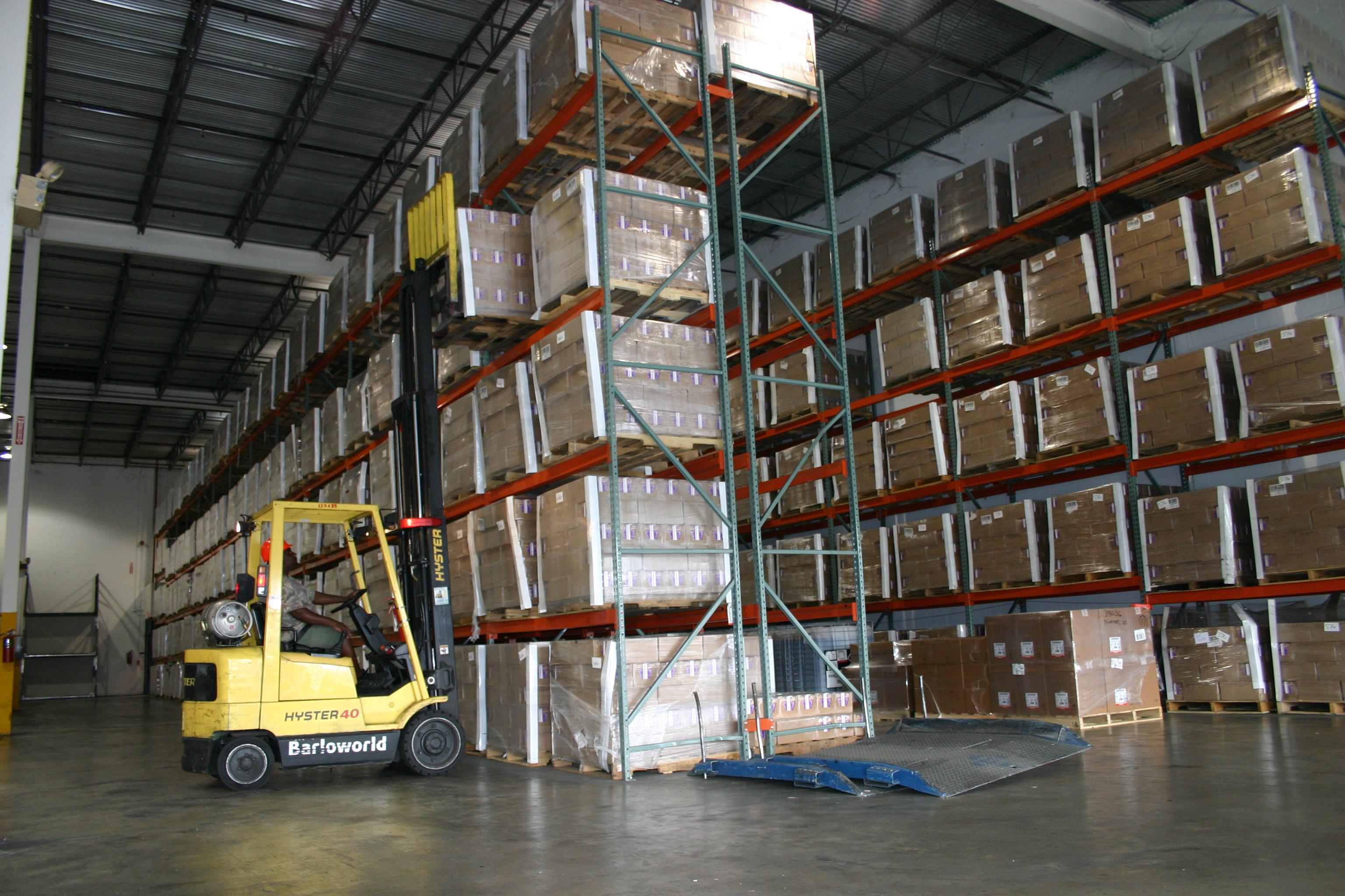 cargo county warehouse